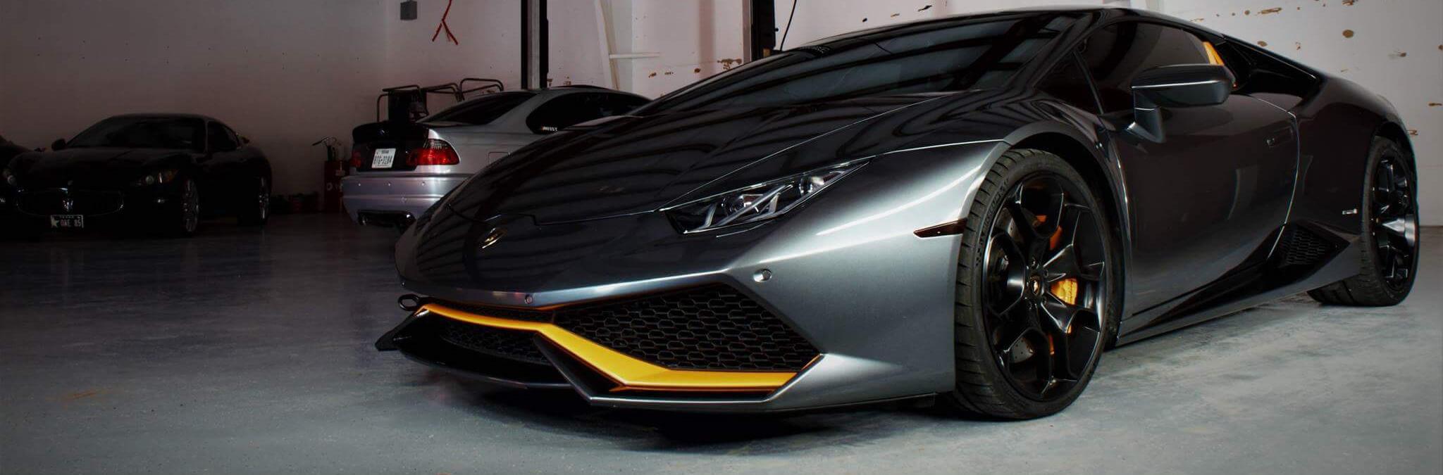 Lamborghini Repair In Austin