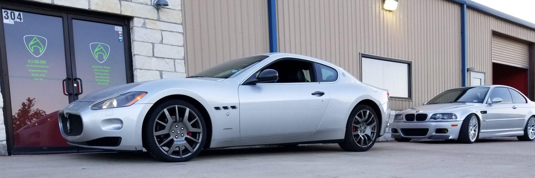 Maserati Repair in pflugerville