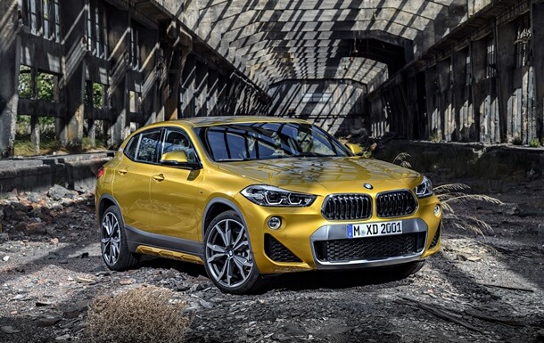crossover BMW X2