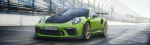 The new Porsche 911 GT3 RS is officially Unveiled
