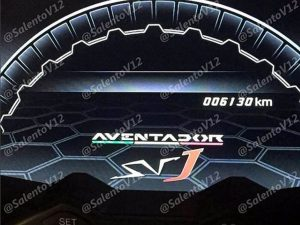 The most powerful Lamborghini Aventador to be called SVJ