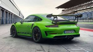 The New Porsche 911 GT3 Goes Turbo and PDK Only