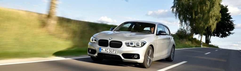 The new BMW 1-Series with the FAAR platform