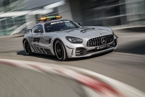 The most powerful Mercedes-AMG safety car for Formula-1