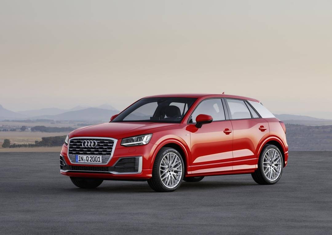 Audi Q1 Crossover for 2020?