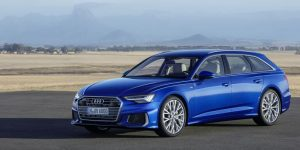 The new Audi A6 Avant presented officially