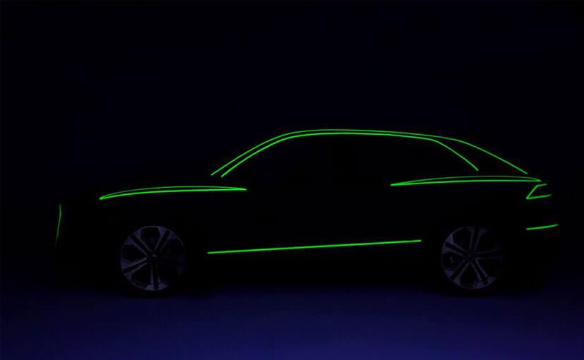Audi Q8 SUV teaser