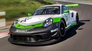 Porsche 911 GT3 R was unveiled