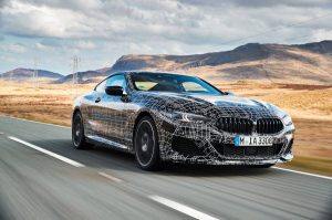 The new BMW M850i will have 530 hp and 750 Nm