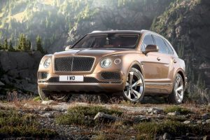Bentley is preparing a Sport coupe SUV in 2019