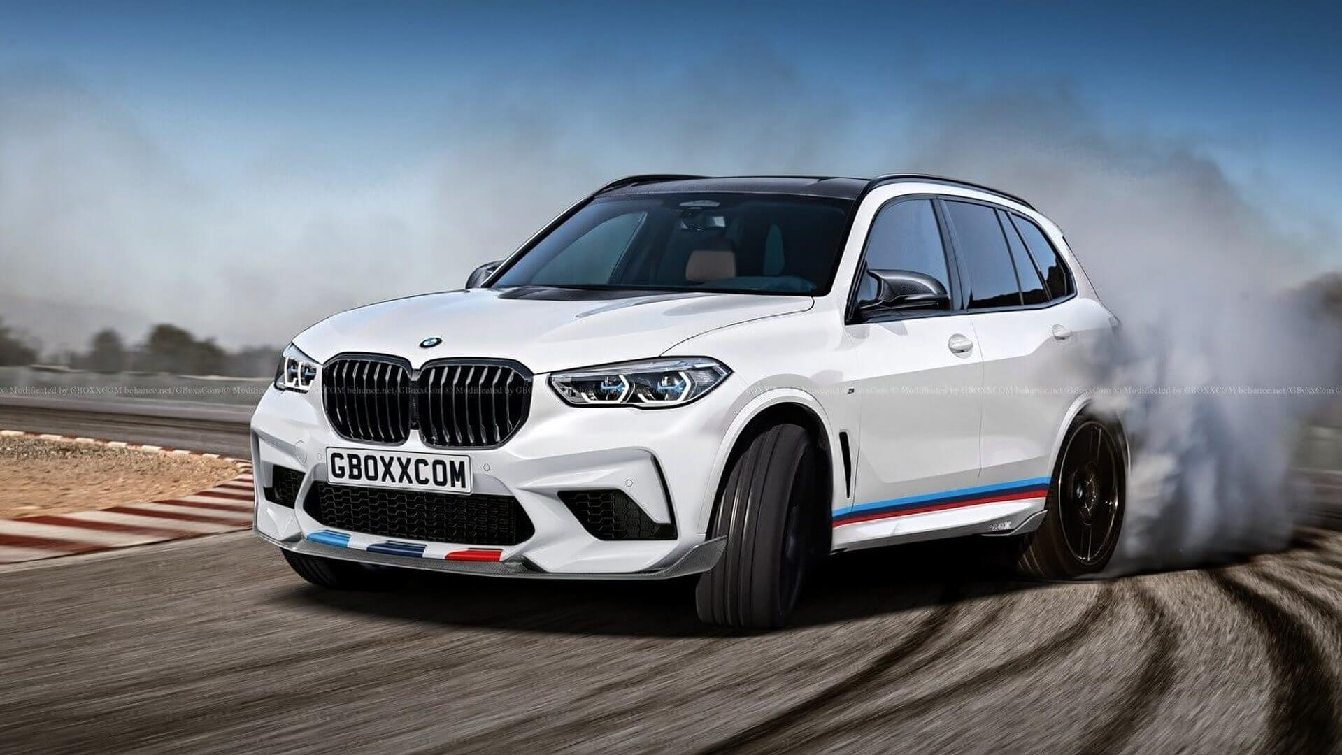 The fourth generation of the BMW X5 is officially presented