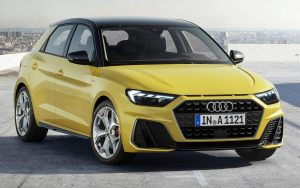 Audi A1 Sportback was revealed