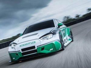 Electric Audi RS 3 is Now Formula E road car