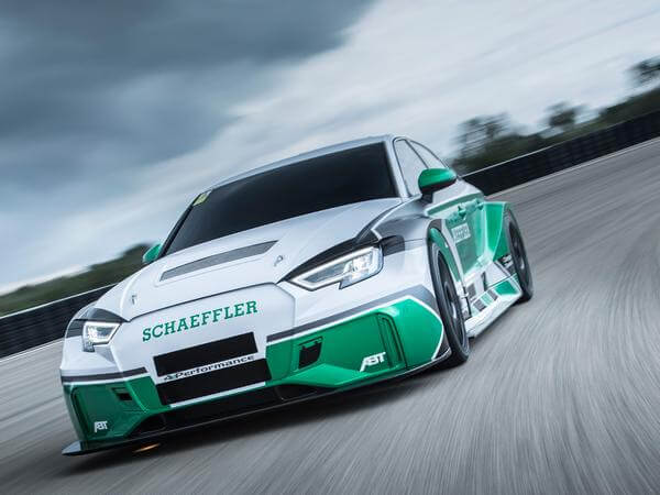 Electric Audi RS 3 is Now Formula E road car