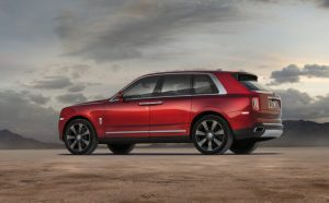 Rolls-Royce rules out a second SUV