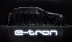 Reserve Your 2019 Audi e-tron for $1000 on September 17th