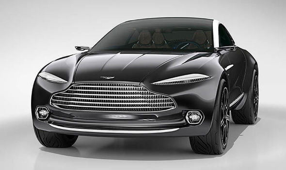 Aston Martin will launch the first SUV in late 2019