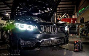 BMW-Oil