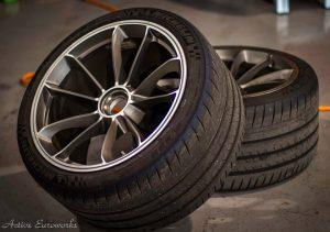 Wheel-Audi