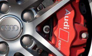 AUDI-brake