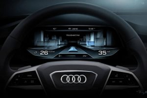 Audi-dashboard