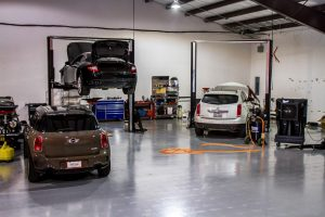 European Repair Shop serving Pflugerville and Round Rock