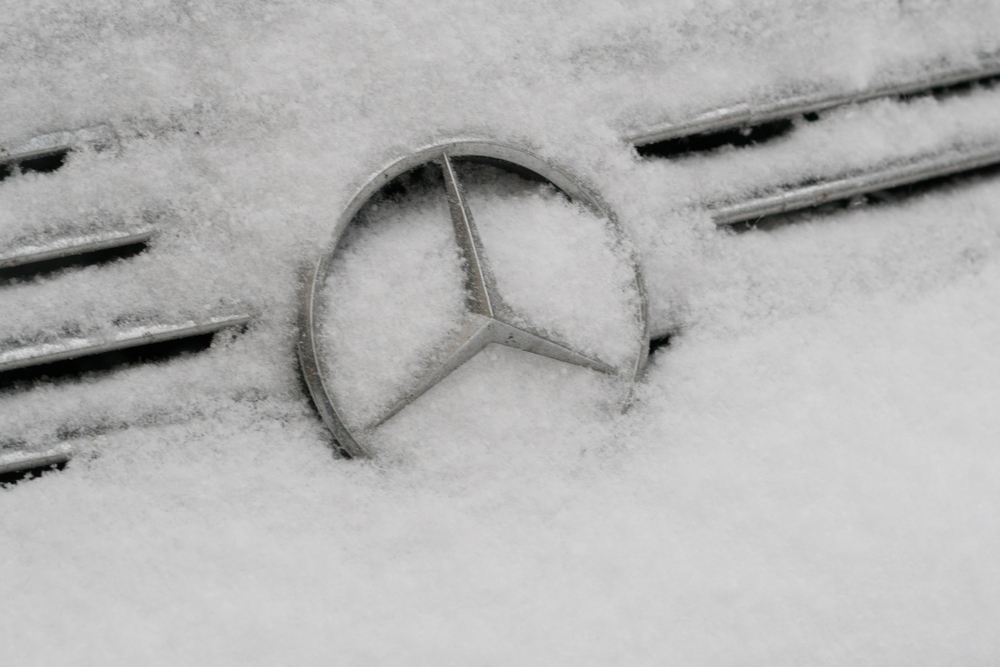 Preparing your Mercedes for the winter