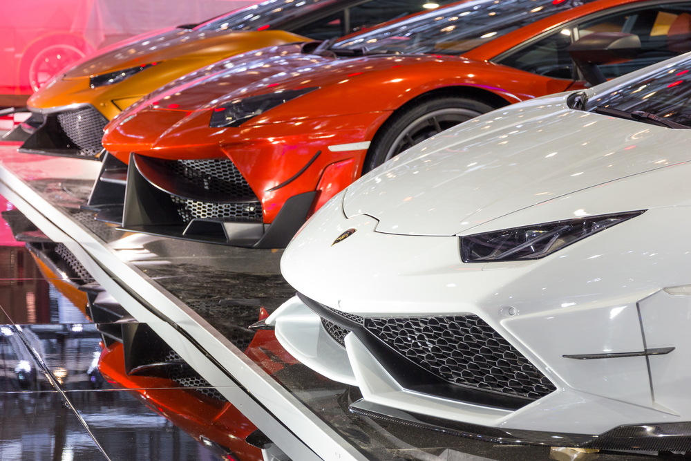 4 Exotic Car Care Tips for Spring