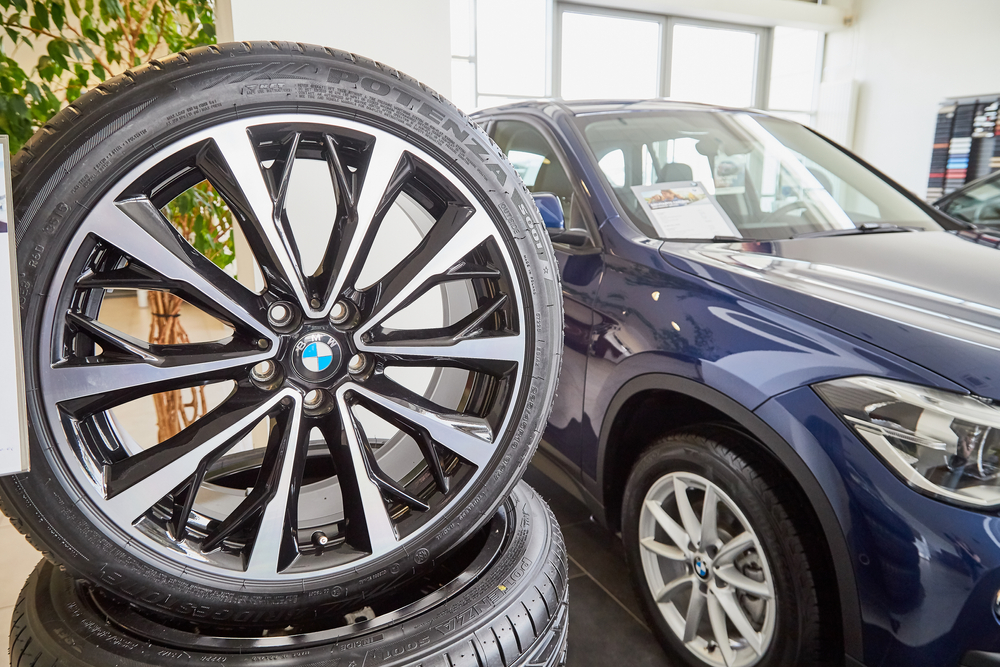 How to Choose the Right Tires for my BMW